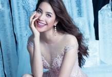 Bật mí chiều cao của Hoa hậu Phạm Hương