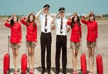 Tại sao tiếp viên hàng không cần phải có chiều cao?