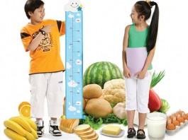 Làm cách nào để tăng chiều cao trong vòng 1 tháng