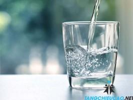 [Bật Mí] Vai trò của nước với sự phát triển chiều cao