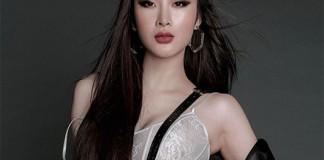 Bật mí chiều cao của Angela Phương Trinh