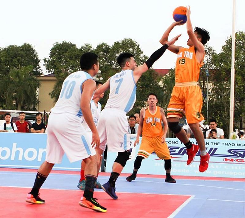 chơi bóng rổ thường xuyên là cách tốt nhất để tăng chiều cao ở tuổi dậy thì