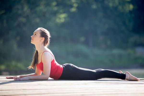 Tập luyện yoga vừa tốt cho chiều cao vừa tốt cho sức khỏe