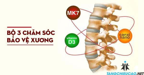 lợi ích của vitamin d3