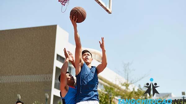 thể thao giảm cân tăng chiều cao