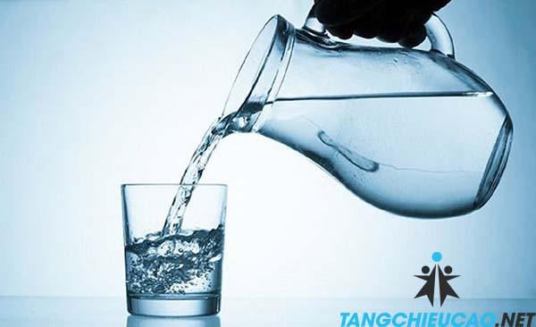 nước có vai trò quan trọng trong cuộc sống