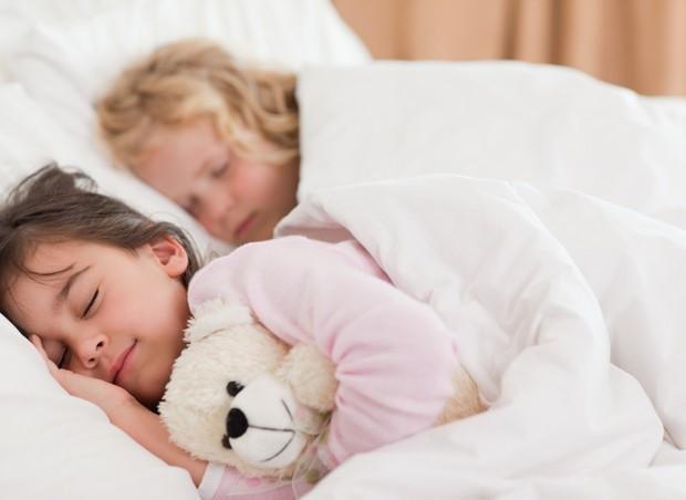 giấc ngủ quyết định phần lớn đến chiều cao ở độ tuổi dậy thì