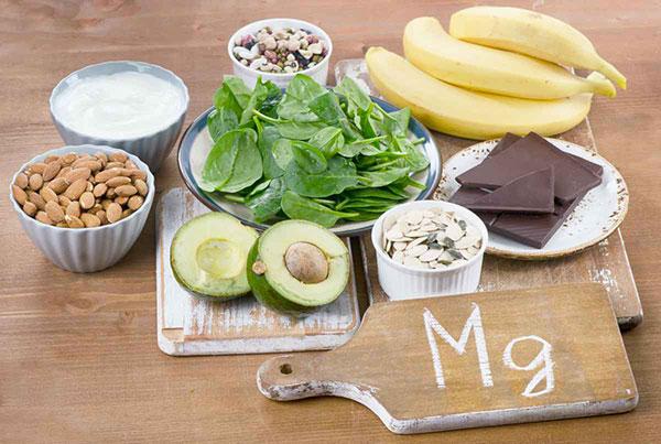 Các bạn có thể thường xuyên bổ sung các thực phẩm này vàothực đơn tăng chiều caođể bổ sung đủ Magie cho cơ thể.