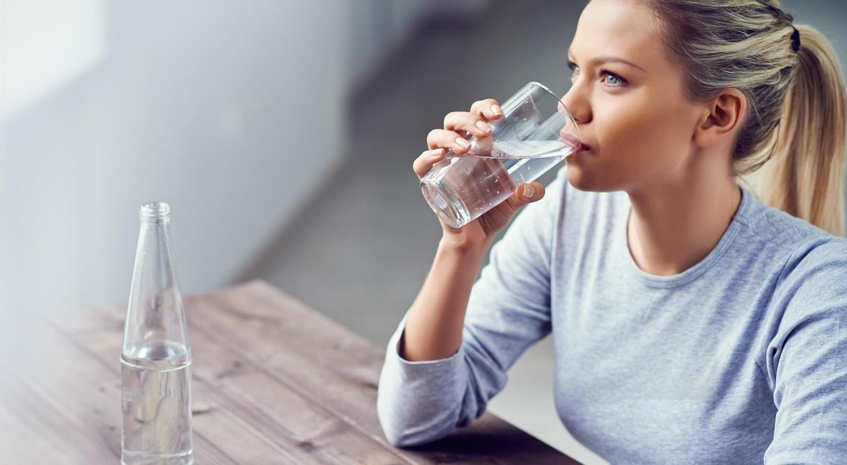lượng nước cần uống mỗi ngày