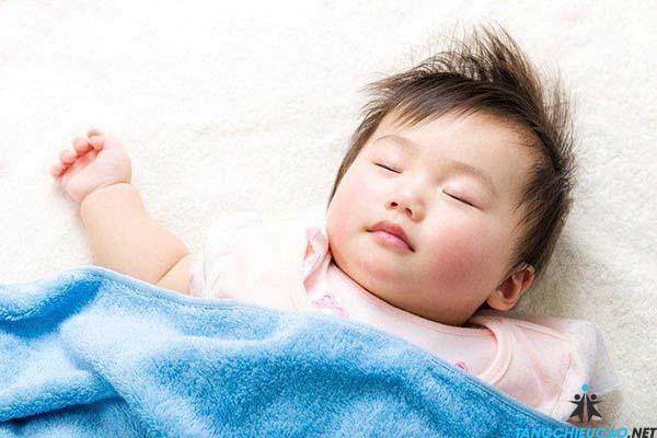 thời gian ngủ cần thiết theo độ tuổi