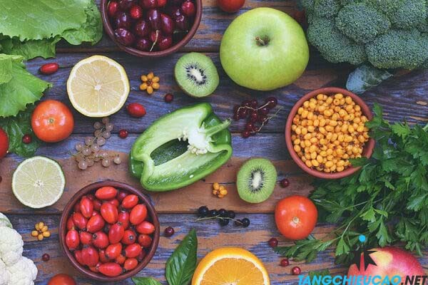 thực phẩm chứa vitamin d3