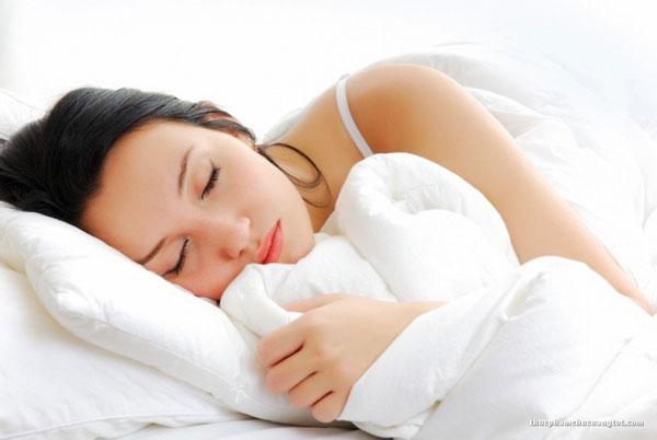 Các bài tập tăng chiều cao thực hiện trước khi đi ngủ rất tốt cho quá trình tăng chiều cao