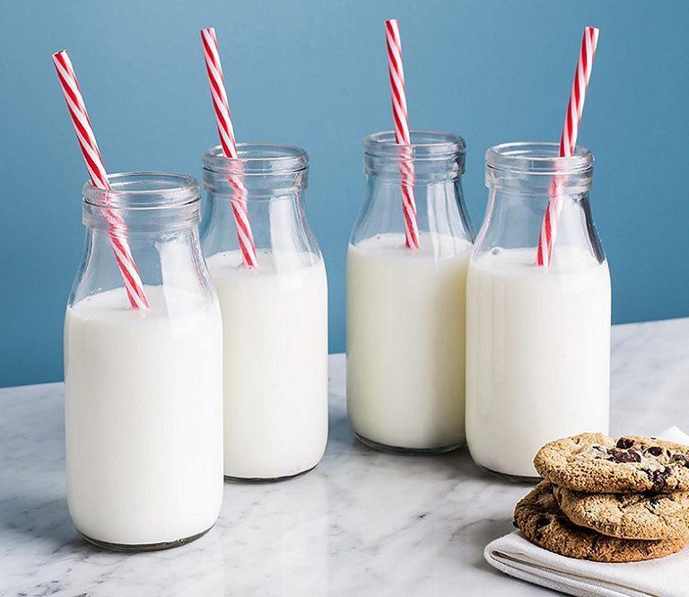 uống sữa tăng chiều cao không ?