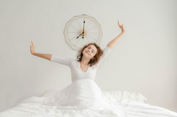 Ngủ sớm và ngủ đủ giấc giúp chiều cao phát triển tối đa