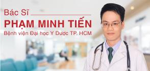 BS. Phạm Minh Tiến